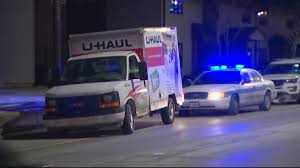 Cops Chase U-Haul Truck From Portage To Chicago - Chicago News ... Cops Chase Uhaul Truck From Portage To Chicago News He Rented A Uhaul Go Mudding Trashy How Properly Load Pickup For Move The Moved Blog U Haul Rental Pickup Sizes Trucks Accsories 89 Toyota 1ton Used Truck Sales Copenhaver Cstruction Inc Very First My Storymy Story Editorial Stock Photo Image Of 2015 Small 653293 Amazing Wallpapers Frequently Asked Questions About Rentals Should I Rent Or Buy Craigslist Beater Van Simpleplanes Uhaul Flying