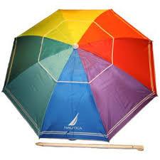 nautica beach umbrella november 2017