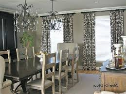 Dining Room Drapes Ideas Cabinet Lovely 3 Lined Semi Blackout Thermal Grommet