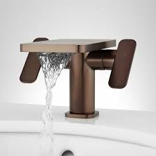 Rubbed Bronze Bathroom Faucet by The Basic Components Of How To Clean Bathroom Faucets Free