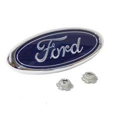 100 Blue Oval Truck Parts 19831993 Ford Mustang GT Front Grille Emblem OEM