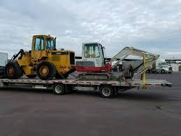 Heavy Equipment Transport In Jacksonville FL | American Heavy Haulers