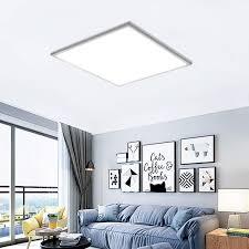 beleuchtung homedemo deckenleuchte led panel 30x30cm