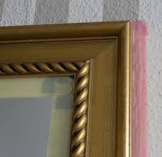 so macht ihr einen einfachen ikea spiegel zum vintage