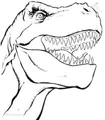 Dinosaurs Coloring Pages Printable Images