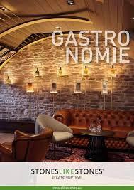 wanddesign für die gastronomie stoneslikestones by