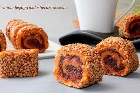 comment faire de la pate de datte gâteau algérien roulés aux dattes les joyaux de sherazade