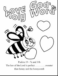 Surprising God Love Word Coloring Page With Jesus Loves Me And