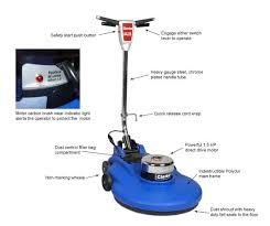 clarke 2000dc high speed floor burnisher 2000 rpm 20 inch pad