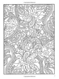 From Paisley Designs Stained Glass Coloring Book 1 Dover Publications Doodle