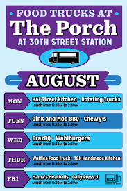 Food Trucks At The Porch August Schedule | University City District Uw Health Culinary Uwhealtheats Twitter Honeybee Photography Food Truck Friday In Mendota Heights Orlando Schedule Cnections Mccs Cherry Point Tuesday At Civita Park San Diego From 5 Box Of Chacos Catering Alesmithbrewing On Food Truck Schedule For This Week 116 City Pensacola Florida The Upside Trucks Porch September University District Kick Off Villager Newspaper Online Sept 8 Oil News