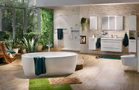 bringen sie die unbeschwertheit der natur in ihr badezimmer