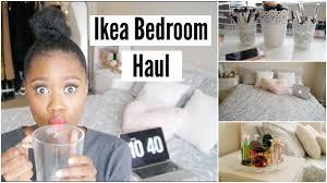 IKEA BEDROOM DECOR HAUL