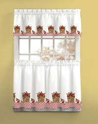 Amazon Swag Kitchen Curtains by Amazon Swag Kitchen Curtains Long With Valance Window Valances