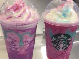 We Tried Starbucks New Color Changing Unicorn Frappuccino Thats Taking Over Instagram