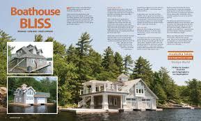 100 Lake Boat House Designs Press Muskoka S Construction Cottage Design Build