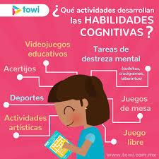 Qué Son Las Habilidades Cognitivas Y Cómo Se Desarrollan Towi