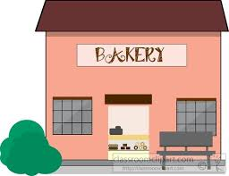 bakery shop clipart