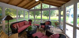 Screened Porch Decorating Ideas Pictures by Screened Porch U2013 Outdoor Living With Archadeck Of Chicagoland