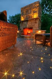 Patio Floor Lighting Ideas by 74 Best Lighted Cement Images On Pinterest Cement Fiber And