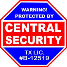 Central Security 61 Reviews Security Systems 1249B Blalock