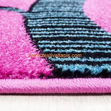 tapis rond chambre tapis pour chambre d enfant birdy 2