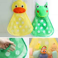 baby kinder badespielzeug aufbewahrungsnetz bad netz aufbewahrung tasche halter ebay