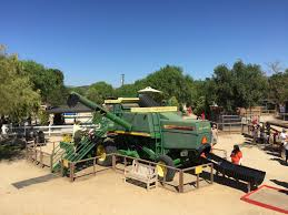 Moorpark Pumpkin Patch Underwood Family Farms by Underwood Farms Pumpkins Haystacks A Combine Harvester Slide And