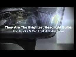 brightest headlight bulbs