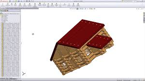 Creating A Log Cabin In SolidWorks - Part 1: SolidWorks Settings ... Home Design 3d Outdoorgarden Android Apps On Google Play A House In Solidworks Youtube Brewery Layout And Floor Plans Initial Setup Enegren Table Ideas About Game Software On Pinterest 3d Animation Idolza Fanciful 8 Modern Homeca Solidworks 2013 Mass Properties Ricky Jordans Blog Autocad_floorplanjpg Download Cad Hecrackcom Solidworks Inspection 2018 Import With More Flexibility Mattn Milwaukee Makerspace Fresh Draw 7129