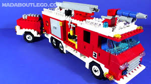 LEGO FIRE TRUCK - YouTube Custom Lego City Pumper Truck Made From Chassis Of 60107 Fire Amazoncom Lego City Airport Truck With Two Minifigures City 4208 Amazoncouk Toys Games Airport Fire Truck 60061 Youtube Ideas Classic Seagrave Engine For Wwwchrebrickscom By Orion Pax Light Sound Ladder Lego 7239 I Brick Emergency At Toystop Toysrus Fire Shodans Blog