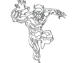 Black Panther Coloring Pages Civil War