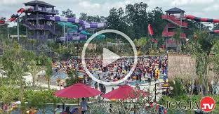JOGJA BAY Waterpark Terbesar Dan Tercanggih Di Indonesia