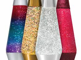 Spencers Lava Lamp Light Bulb by Cool Lava Glitter Lamps Sparkly Shiny Colored Chalk