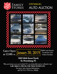 100 Salvation Army Truck Pick Up StPetersburg Area FL Vehicle Auction