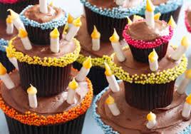 Chocolate Birthday Cupcakes Chocolate Birthday Cupcakes