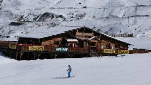 les chalets du thorens val thorens mountain restaurants