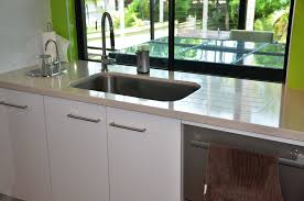 Oliveri Sinks Nu Petite by Oliveri Titan Undermount Sink Quantum Quartz Starlight White