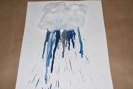 Nashville Parent Directories Melted Crayon Rain Craft