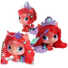 Palace Pets Pumpkin Dressed Up by Disney Princess Palace Pets Pawfection Styling Head Ariel U0027s