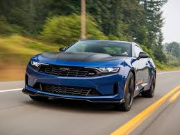 2019 Chevrolet Camaro 2.0L Turbo 1LE First Review | Kelley Blue Book