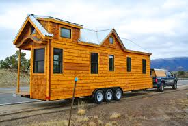 100 Small Home On Wheels Custom 30 Foot House The Not So Tiny Towable Home