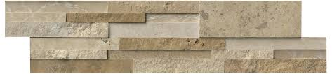 Scabos Travertine Natural Stone Wall Tile by Msi Casa 6