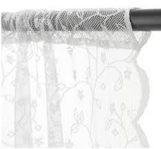 ikea lillyana gardinenpaar weiß elfenbein 145x300 vorhang