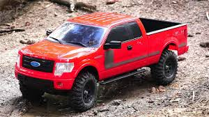100 Rc Ford Truck RC ADVENTURES 2013 F150 FX4 Off Roading W Appearance