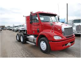 2006 FREIGHTLINER COLUMBIA 112 Day Cab Truck For Sale Auction Or ...