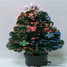 White Fiber Optic Christmas Tree Walmart by Christmas Tree 7ft Gardens And Landscapings Decoration