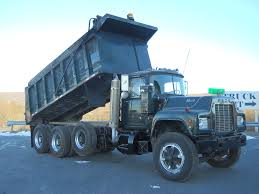 100 Mack Dump Trucks For Sale 1988 Mack Rd690s Triaxle Steel Dump Truck For Sale