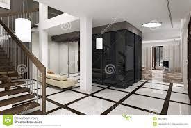 incroyable escalier interieur de villa 7 de luxe avec