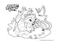 Animal Jam Toys From Jazwares